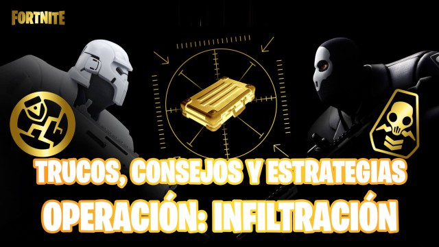 fortnite chapter 2 season 2 games of spy operation infiltracion tricks tips strategies