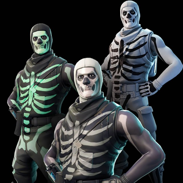 fortnite battle royale skins rare exclusive hard to come by