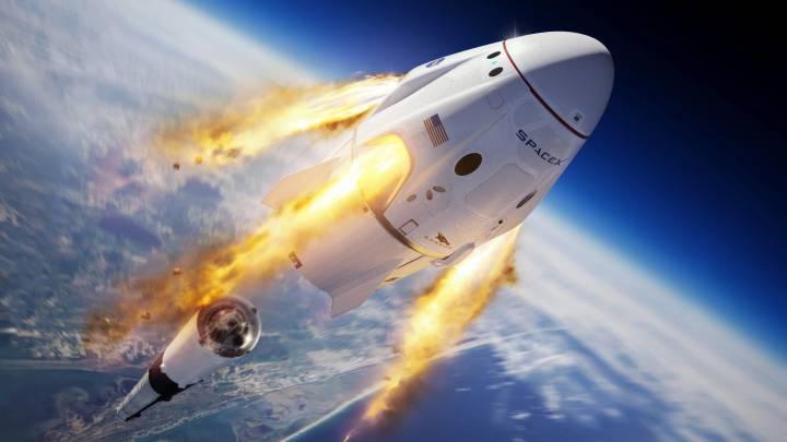 SpaceX y NASA: horario, TV y cómo ver el lanzamiento de la Dragon ...