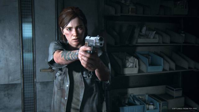 Ellie personaje principal de The Last of Us