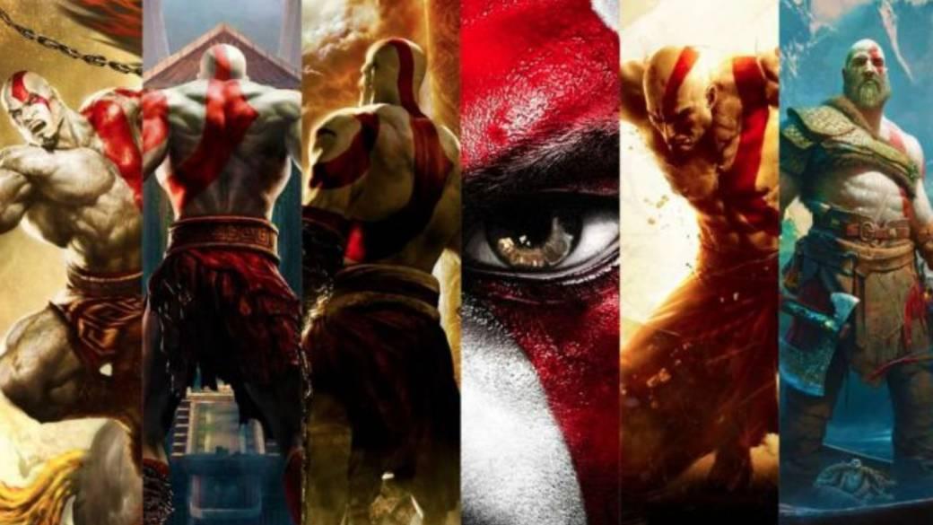 God of War, ¿en qué orden jugar a la saga? - MeriStation
