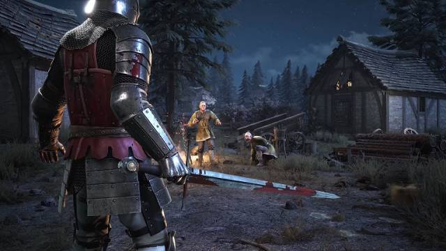 Chivalry 2 will have crossplay between machines of the current and new generation