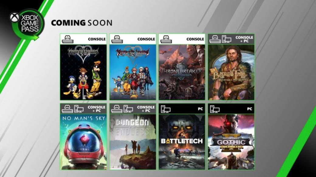 Nuevos juegos para Xbox Game Pass: saga Kingdom Hearts ...