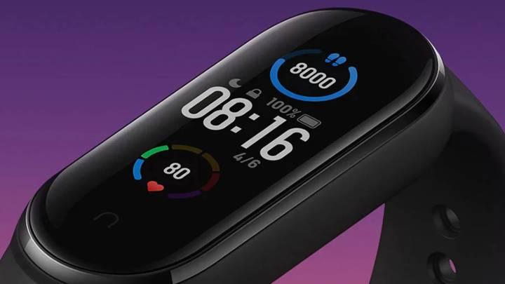 Xiaomi Mi Band 5: precio y características de la pulsera deportiva ...