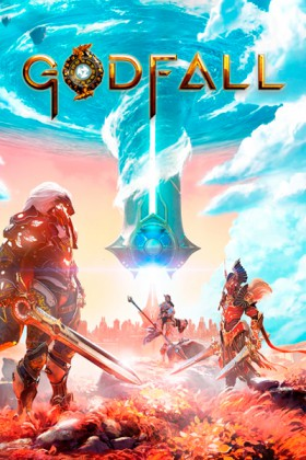 Godfall cover