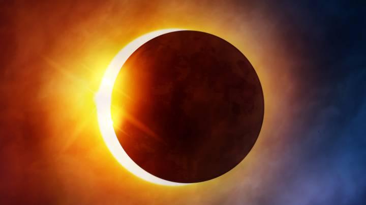 Eclipse Solar Anular 2020: Cómo ver online el 'Anillo de Fuego ...