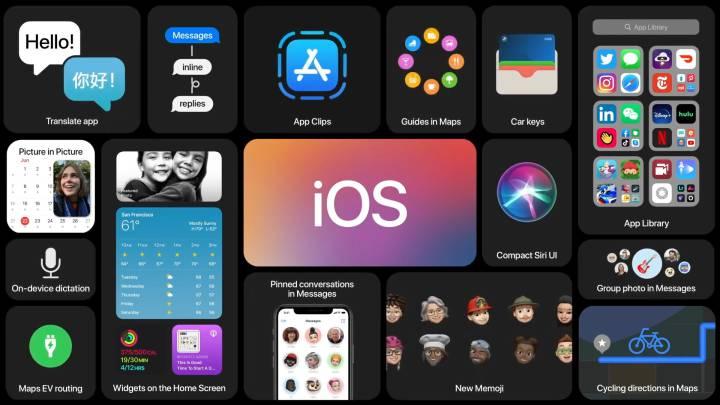 iOS 14: todas las novedades del nuevo sistema operativo para ...