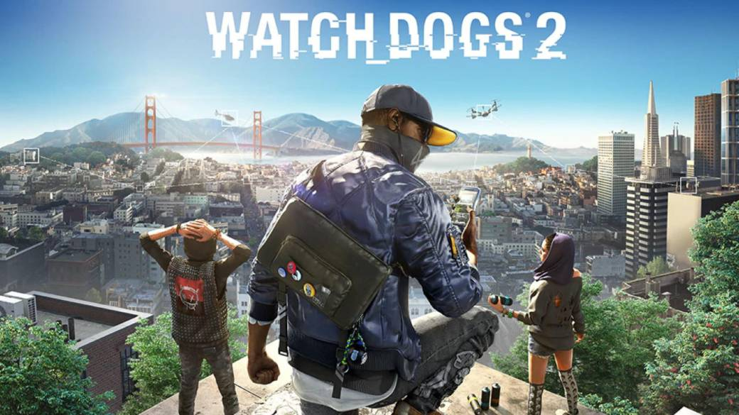 Cómo conseguir gratis Watch Dogs 2 en PC durante el Ubisoft Forward -  MeriStation