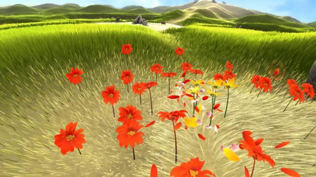 5 juegos con los que sentir la naturaleza flower death stranding planet zoo
