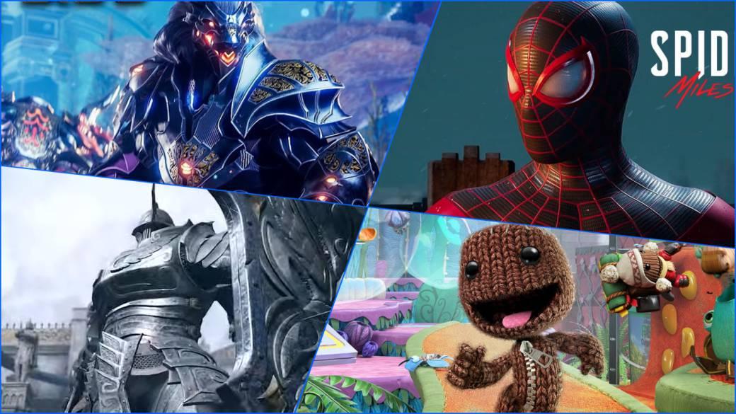 PS5 | Todos los juegos de lanzamiento confirmados en PlayStation 5 -  MeriStation