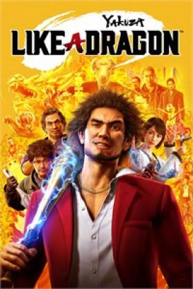 Carátula de Yakuza: Like a Dragon
