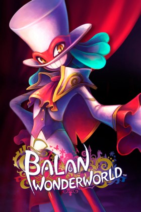 Carátula de Balan Wonderworld