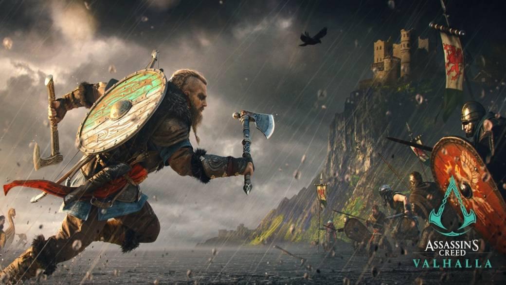 Assassin's Creed Valhalla: novedades y diferencias con respecto a Odyssey -  MeriStation