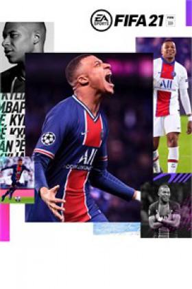 FIFA 21 Cover