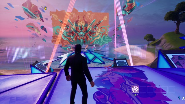 fortnite chapter 2 season 3 event concert-diplo higher ground where as see