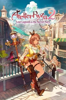 Carátula de Atelier Ryza 2: Lost Legends & the Secret Fairy