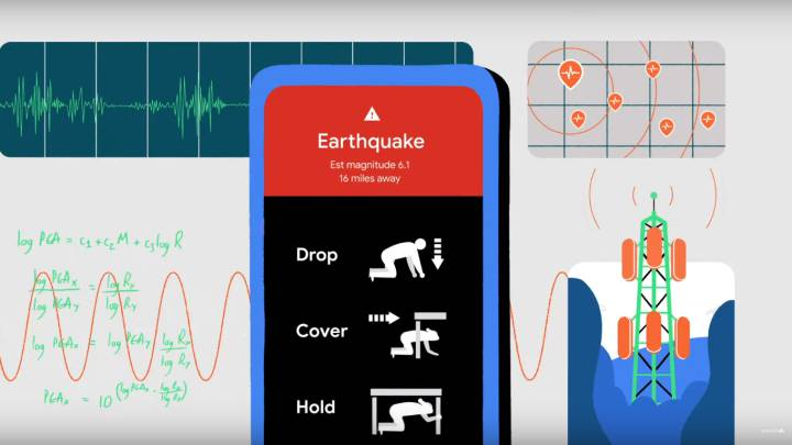 Your Android mobile can now detect earthquakes: Google's network of seismographs