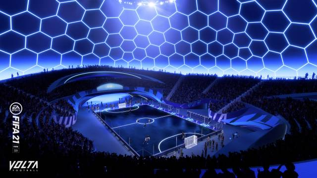 FIFA 21 Volta novedades
