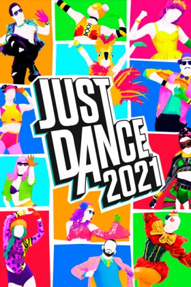 Just Dance 2021 cover art