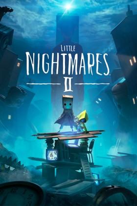 Carátula de Little Nightmares 2