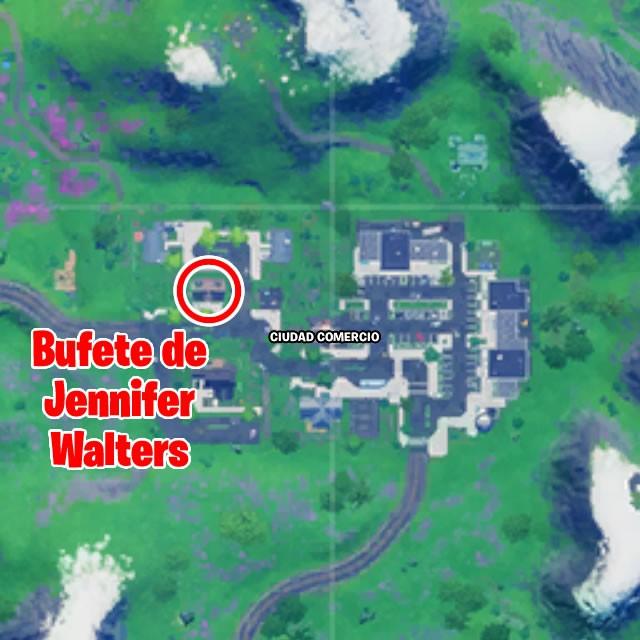 fortnite capitulo 2 temporada 4 desafios del despertar jennifer walters she hulk desafio visita el bufete de jennifer walters como jennifer walters