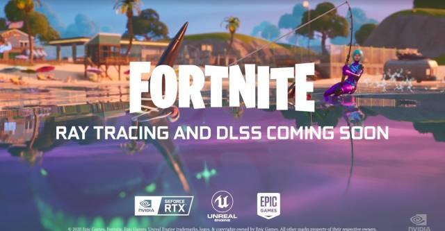 Fortnite incluirá Ray Tracing en tiempo real