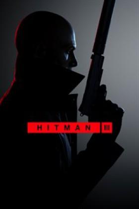 Carátula de Hitman 3