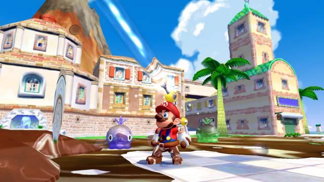 Super Mario 3D All-Stars, Super Mario Sunshine