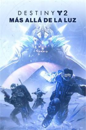 Destiny 2: Beyond the Light Cover Art