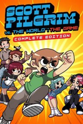 Carátula de Scott Pilgrim vs. The World: The Game - Complete Edition