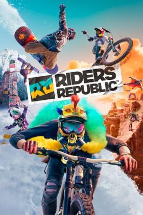 Carátula de Riders Republic