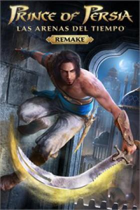 Carátula de Prince of Persia: Las Arenas del Tiempo Remake