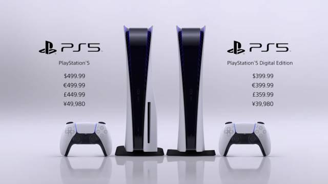 Fecha de precio de PS5
