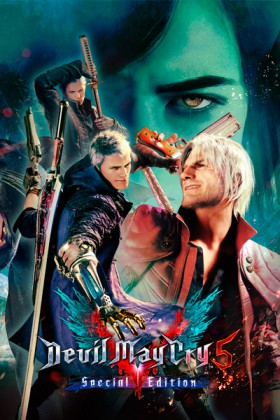 Devil May Cry 5: Special Edition cover art
