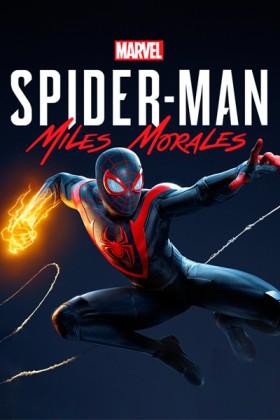 Marvel's Spider-Man: Miles Morales cover art