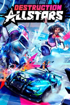 Destruction AllStars cover art