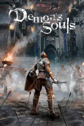 Demon's Souls cover art