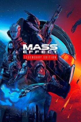Carátula de Mass Effect Legendary Edition