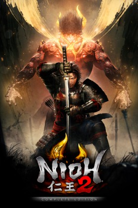 Carátula de Nioh 2: Complete Edition