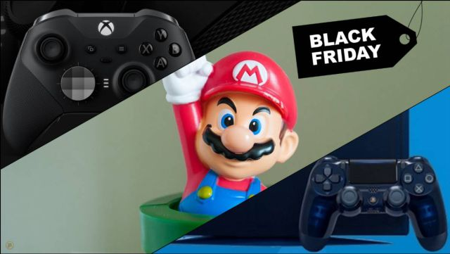 Black Friday 2020 Date Duration Offers Discounts On PS5 Xbox Series X / S Nintendo Switch Cyber ​​Game Consoles Monday
