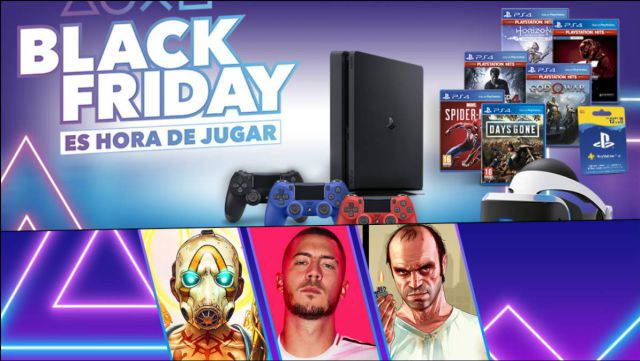 Black Friday 2020 Timeline Descuentos Venta Videojuegos Consolas PS5 Xbox Series X / S Nintendo Switch Cyber ​​Monday