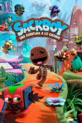 Cover of Sackboy: A Big Adventure