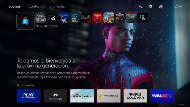 How to use PS5 code in the PS Store library of the PS Store