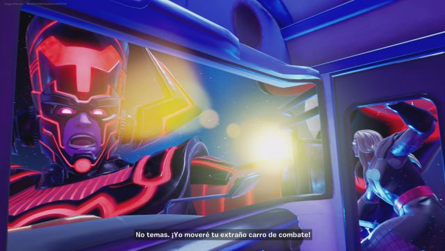 Quincena Temporada 4 Evento Galactus Live Eater of Worlds