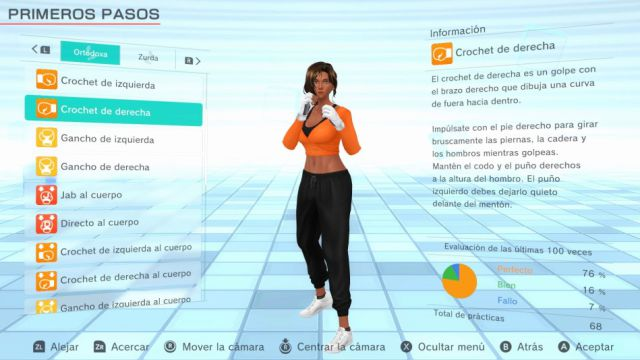 Fitness Boxing 2: Rhythm and Exercise, análisis Switch