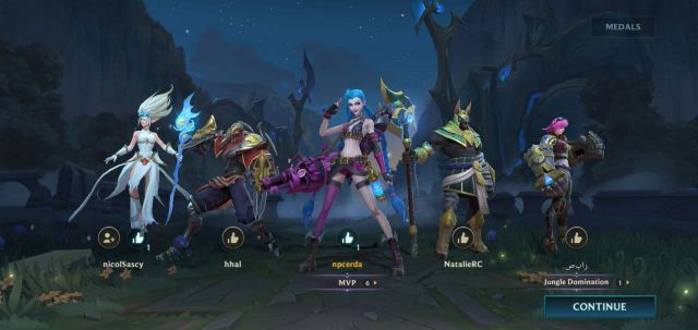 League of Legends Wild Rift móvil Riot Games MOBA Android iOS