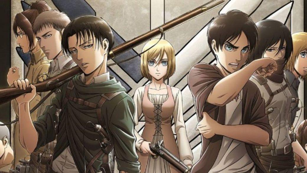 Shingeki No Kyojin Cómo Ver La Temporada 4 Final Del Anime Meristation