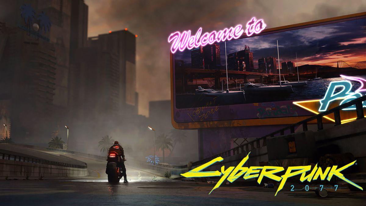 Cyberpunk 2077, evento de lanzamiento