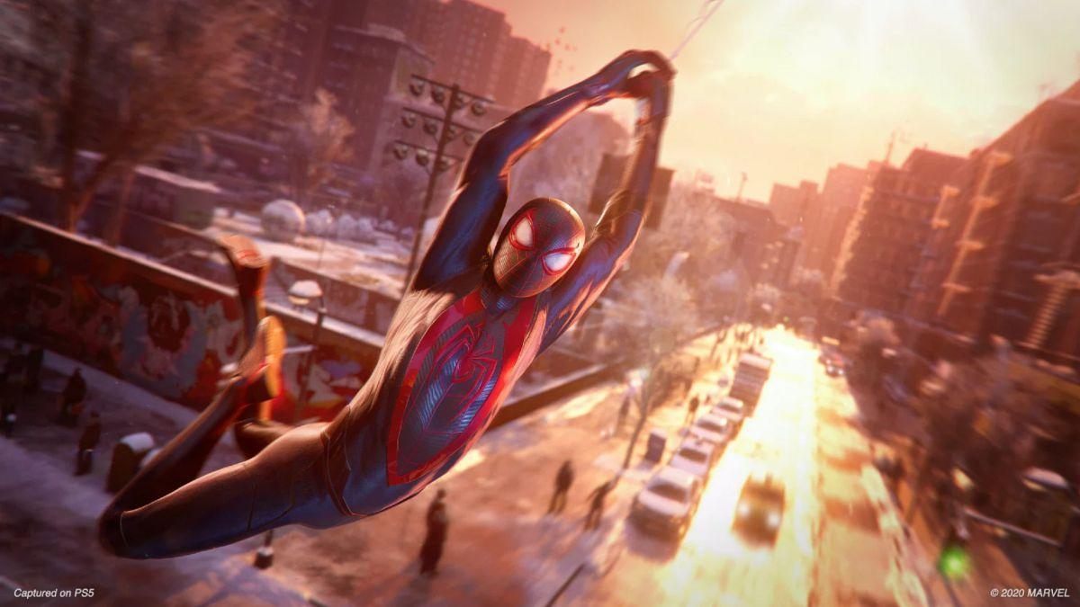 Marvel's Spider-Man Miles Morales, Rendimiento RT