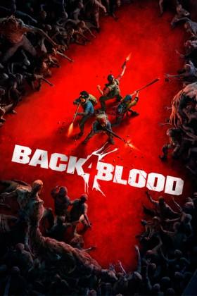 Carátula de Back 4 Blood